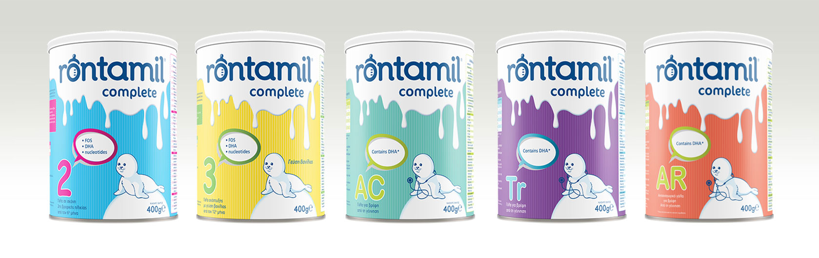 Rontamil Baby Nutrition